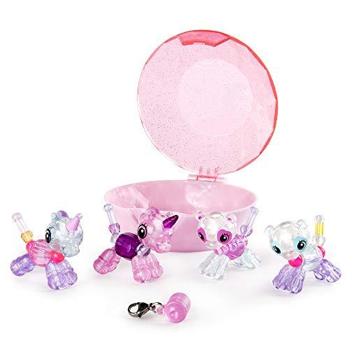Twisty Petz Baby, Braccialetti Trasformabili Versione Cuccioli, Confezione da 4 Babies, Modelli Assortiti, dai 4 Anni