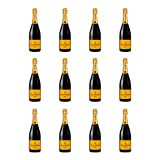 Veuve Clicquot Yellow Label Brut Champagne Magnum in Gift Box - Pack of 12