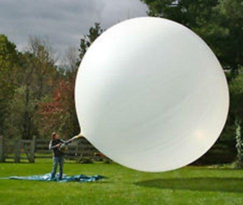 30ft dia. Professional Weather Balloon, 1200g