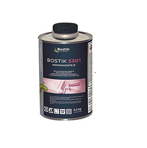 Bostik 2K Epoxidharz Grundierung 5301 EP 0.75Kg Teil B platingrau