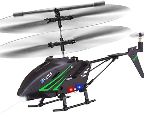 RC Helicopter Remote Control Helicopter with Gyro and LED Light 3 5 Channel Alloy Mini Helicopter product image