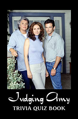 Judging Amy: Trivia Quiz Book (English Edition)