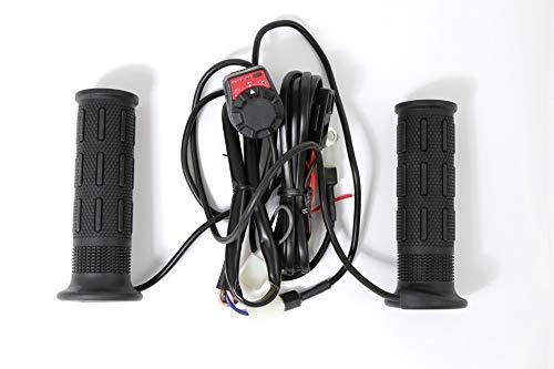 Heizgriffe für 22 mm Lenker, ATV, 130 mm Grifflänge