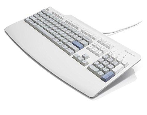 Lenovo 43R2258 Preferred Pro USB Tastatur (Deutsch) weiß
