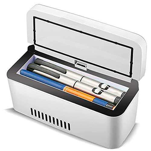 Cushion Refrigerador Portátil De La Medicina, Usado para La Insulina del Interferón Y El Refrigerador Recargable De La Refrigeración De La Otra Medicina