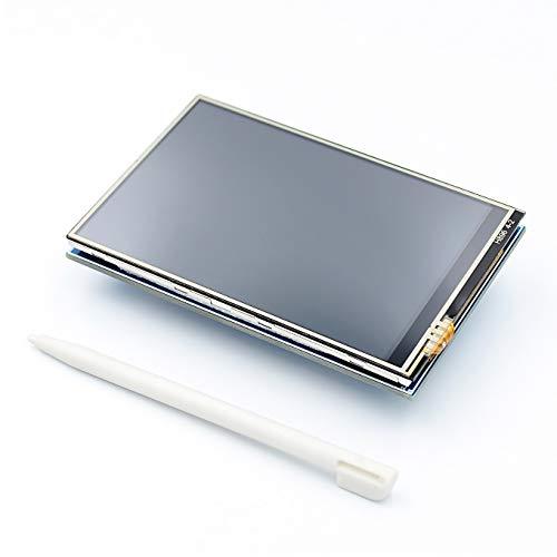 3,5-Zoll-TFT-LCD-Bildschirm mit Touch Panel 320 * 480 für RPi1 / RPi2 / Himbeer-Pi3-Board V3