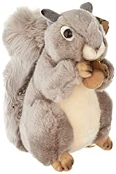 Image: Aurora World Miyoni Grey Squirrel 8 inch Plush