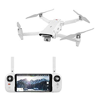 Meiyiu FIMI X8 SE 5KM With 3-axis Gimbal 4K Camera GPS 33mins Flight Time RC Drone Quadcopter RTF