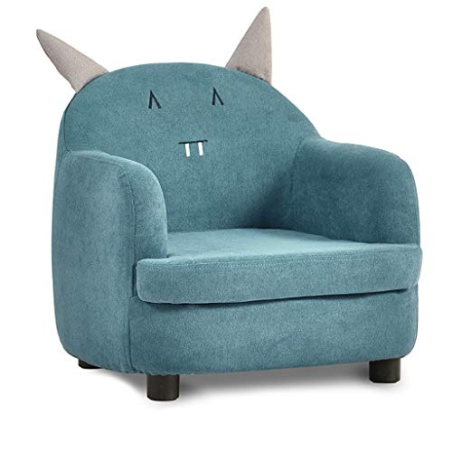 Animal Minnie Fauteuil,mousse Écologique Doux Confortable Pour Enfants 1-10Ans Filles Et Garçons (Color : Monster)