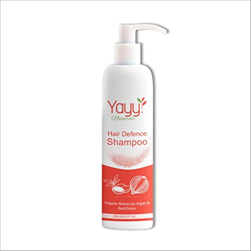 Yayy! Naturals Hair Defense Shampoo for hair fall, dry & damaged hair