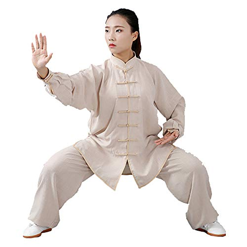 Daoba Unisex Kung Fu Uniform Tai Chi...