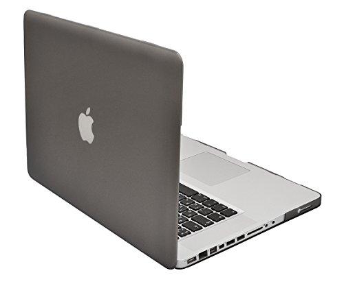 Lilware Smooth Touch - Carcasa rígida de plástico Mate para MacBook Pro de 2ª generación A1278 de 13,3