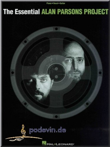 The Essential Alan Parsons Project - Songbook Klavier, Gesang & Gitarre Noten | ©podevin-de [Musiknoten]