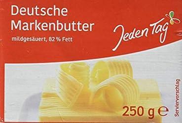 Jeden Tag Deutsche Markenbutter, 250g