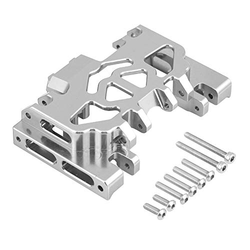 Zouminy middenaandrijving chassis aluminiumlegering RC upgrade onderdeel voor TRAXXAS TRX4 Landrover Defender