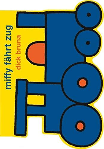 Buchseite und Rezensionen zu 'Miffy fährt Zug (Kinderbücher)' von Dick Bruna