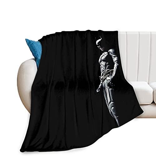 Couverture ultra douce pour la peau Batman Couverture toutes saisons Couverture confortable pour bébé Unisexe Berceau Poussette