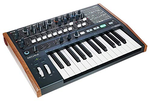Arturia MiniBrute 2 Semi-Modular Analog Synthesizer