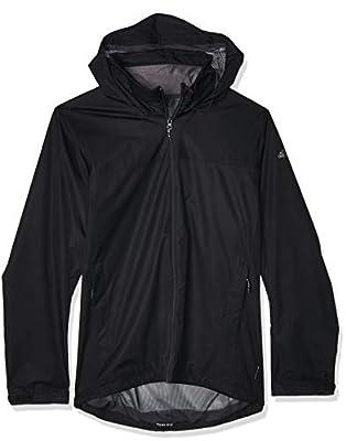 adidas Outdoor Men's Wandertag Jacket, Black, Medium