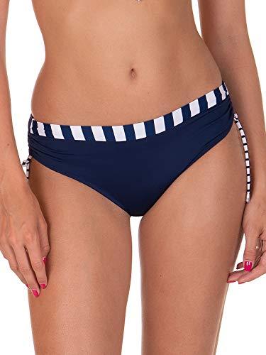 Lisca Damen Havana Bikinislip 41396, Kobaltblau, 46