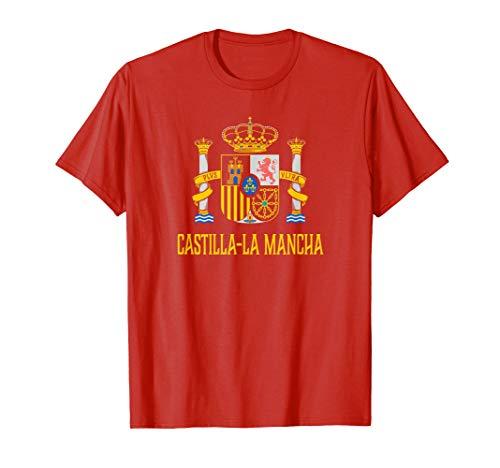 Castilla-La Mancha, Spain - Spanish Espana T-shirt