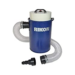 professional With RIKON, a mobile dust collector with fittings