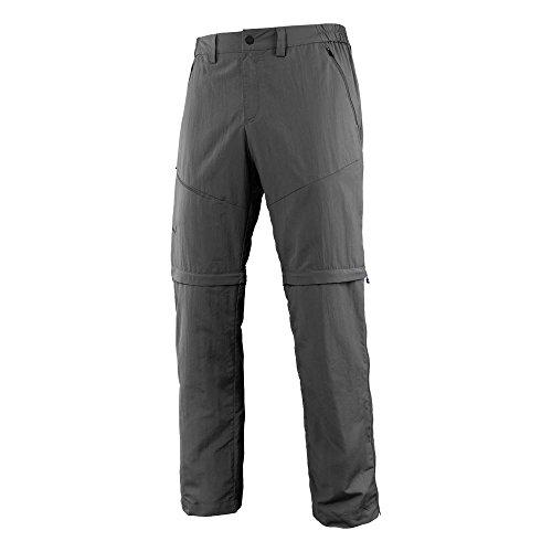 Salewa * Iseo Dry M 2/1 PNT – Pantalon, Homme, Gris (Magnet)
