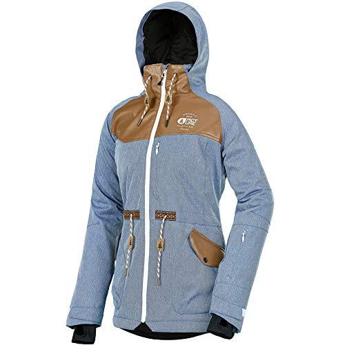 PICTURE - Apply Jacket B Denim Veste De Ski - B Denim - M - B Denim