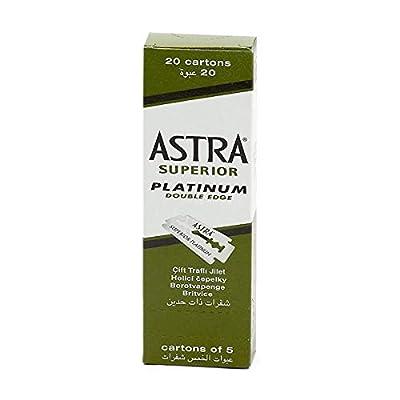 Astra Platinum Double Edge