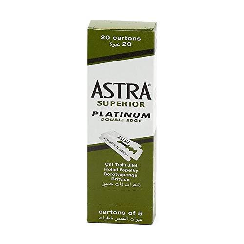 Shaving Factory -  Astra Rasierklingen