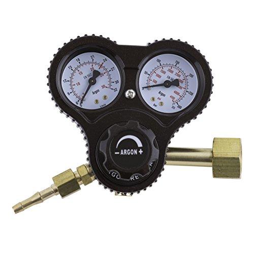 Druckminderer MINI Argon CO2, Druckregler Gasarmatur,MIG MAG WIG TIG