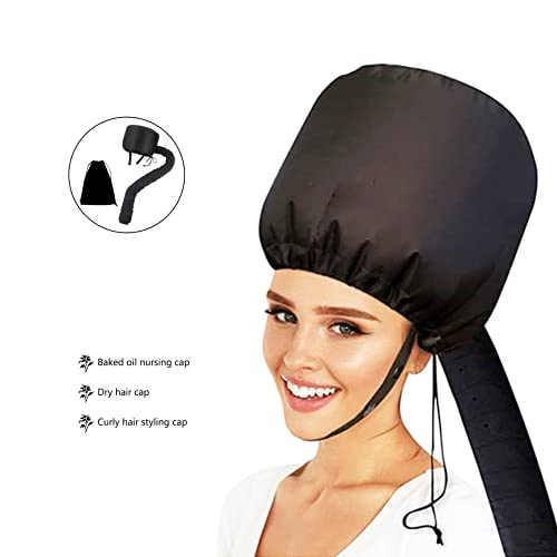 hadio Bonnet Drying Hoods, Adjustable Bonnet Hood Hair Dryer Attachments...