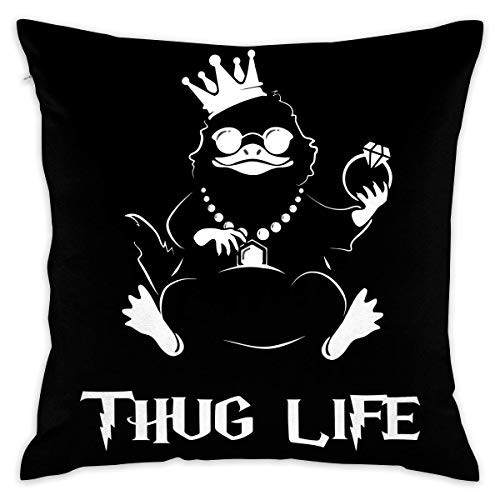 666PC Thug Life A Niffler Story Decorative Cushion Cover Pillow Covers Case Pillowcases Kissenbezüge