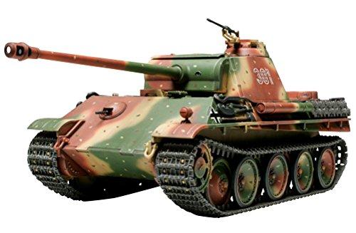 タミヤ 1/48 ミリタリーミニチュアシリーズ No.20 ドイツ陸軍 V号戦車 パンサー G型 プラモデル 32520