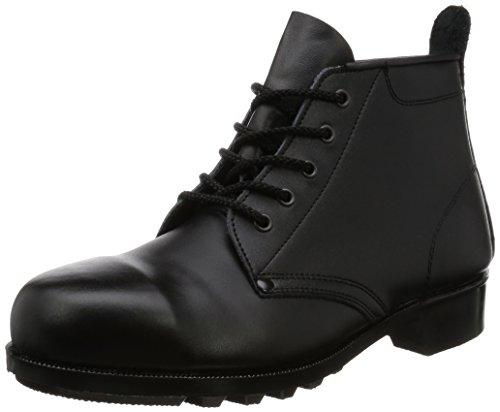[エンゼル] 普通作業用安全靴 中編靴 S212P 6B042 メンズ ブラック JP JP29(29cm)