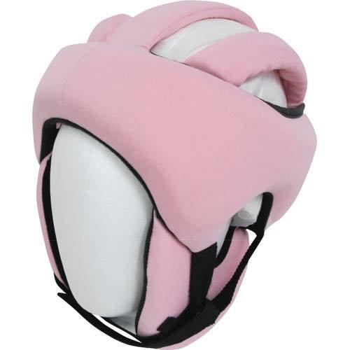 【非課税】キヨタ KM-400A ヘッドガードフィット(頭部保護帽) L-LL ピンク