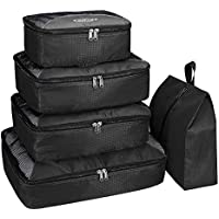 5-Pieces G4Free Travel Accessories Luggage