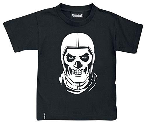 Fortnite Jungen 142471 T-Shirt, Schwarz, 164 cm