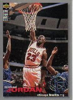 1995 Collector's Choice #45 Michael Jordan Near Mint/Mint