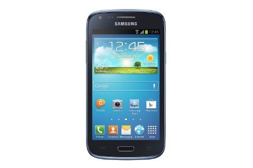 "Samsung Galaxy Core GT-I8260 4.3"" SIM única 1GB 8GB 1800mAh Azul - Smartphone (10,9 cm (4.3""), 8 GB, 5 MP, Android, 4.1, Azul)"