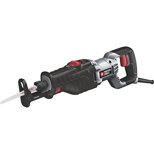 Porter Cable PC85TRSOK 8.5 Amp Orbital Reciprocating Saw