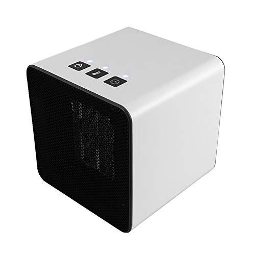 Mini Riscaldatore Elettrici Ceramico, Queta Stufetta Elettrica Termoventilatore Portabile Risparmio Energetico PTC...