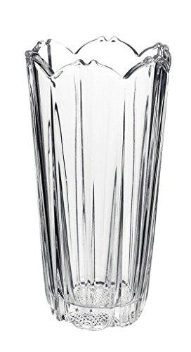 Glasvase transparent schwer Blumenvase Dekoration Wohndeko Hochzeitsdeko, von Bormioli Rocco, Rund