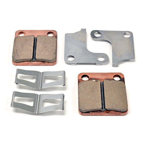 08 grizzly 450 brake pads - 8