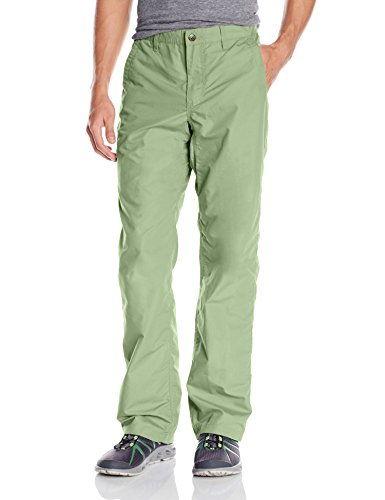 Mountain Khakis Men's Poplin Pant Relaxed Fit, Sage, 38W 32L