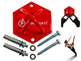INTENT SPORTS Pro Mount Wall Ceiling Anchor of Maximum Strength Steel for...