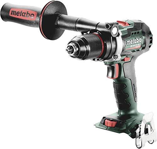 Metabo 602358840 BS 18 LTX BL I - Taladro atornillador sin escobillas, 130 Nm 18 V + estuche