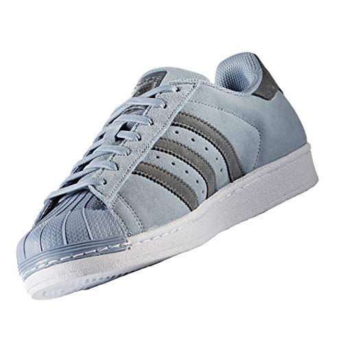 adidas Superstar, Zapatillas de deporte para Hombre, Azul (Azutac/Onix/Onix), 36.5 EU