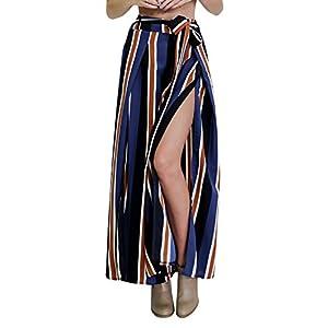 Dolamen Donna Pantaloni, Lungo Skinny Pantalonis, Pantaloni delle Signore Perfetto per Casual, Scuola e Ufficio