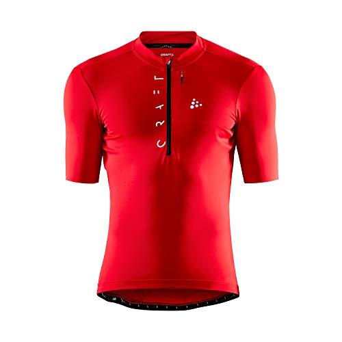 Craft Herren Train Pack Radtrikot, Bright red, XL